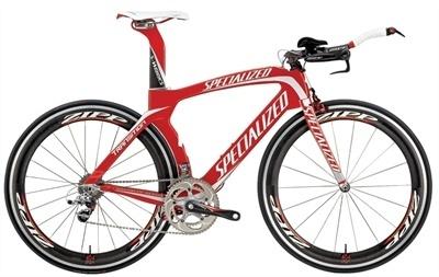 2008 Specialized S-Works Transition Bike