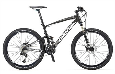 2012 Giant Anthem X Advanced 2 Bike
