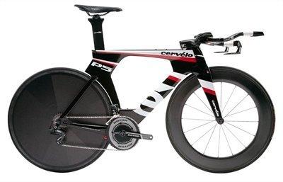 2012 Cervelo P5 Six Dura-Ace Di2 Bike