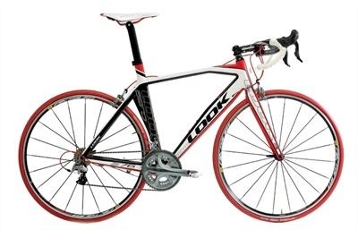 2011 Look 576 RSP Rival Bike
