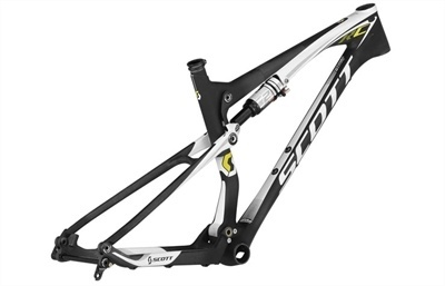 2012 Scott Spark RC Frame