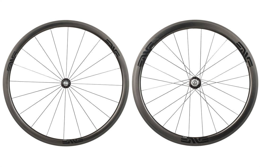 2015 ENVE SES 3.4 Ceramic Clincher Wheelset
