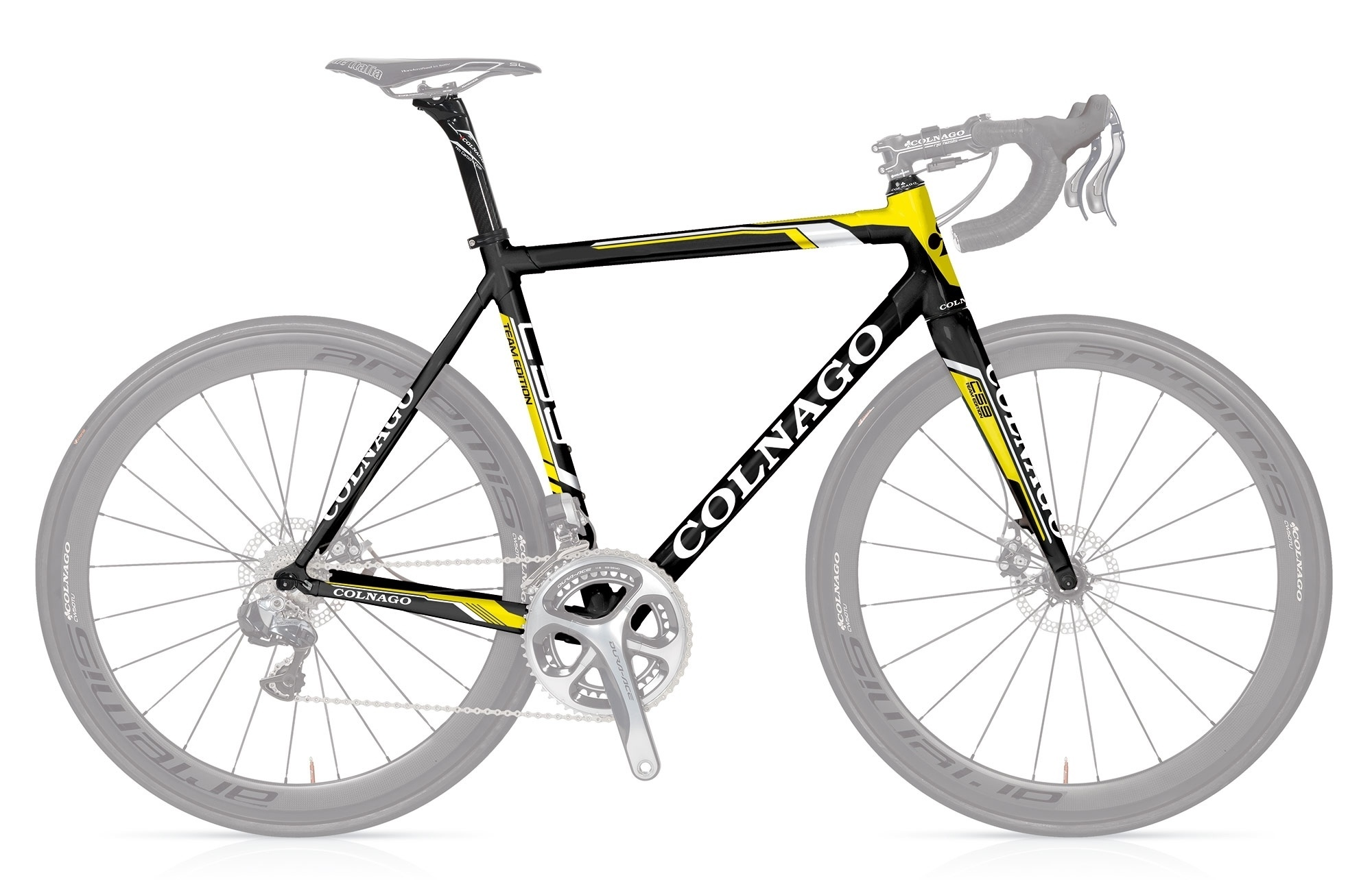 2014 Colnago C59 Disc Frameset R Amp A Cycles