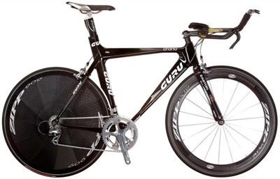 2006 Guru Crono Dura-Ace Bike