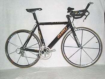 2004 Guru Crono Alu Bike