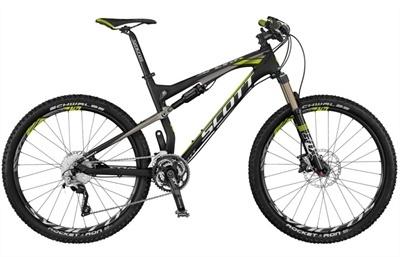 2013 Scott Spark 620 Bike