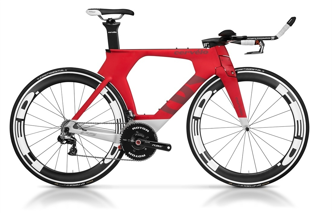 Cervelo P5 Six Dura-Ace Di2 Bike