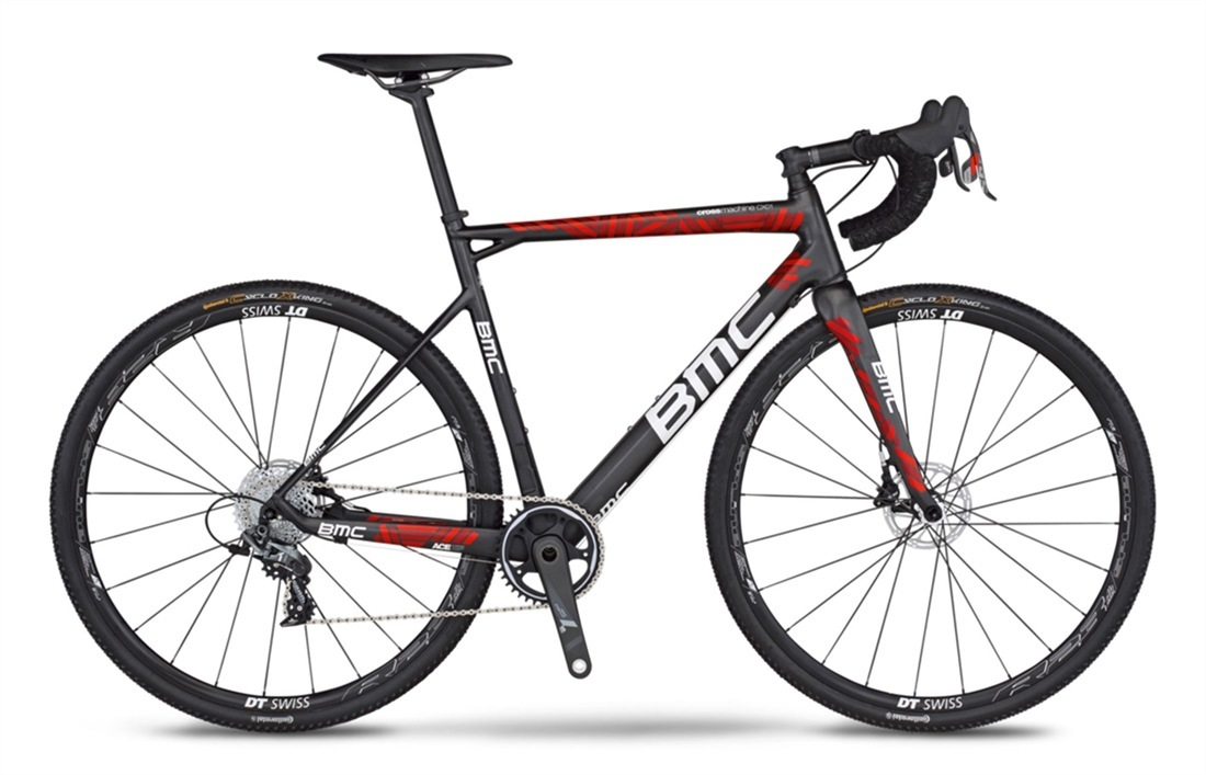 2015 BMC Crossmachine CX01 CX1 Bike