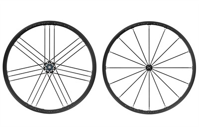 2015 Campagnolo Shamal Mille Clincher Wheelset