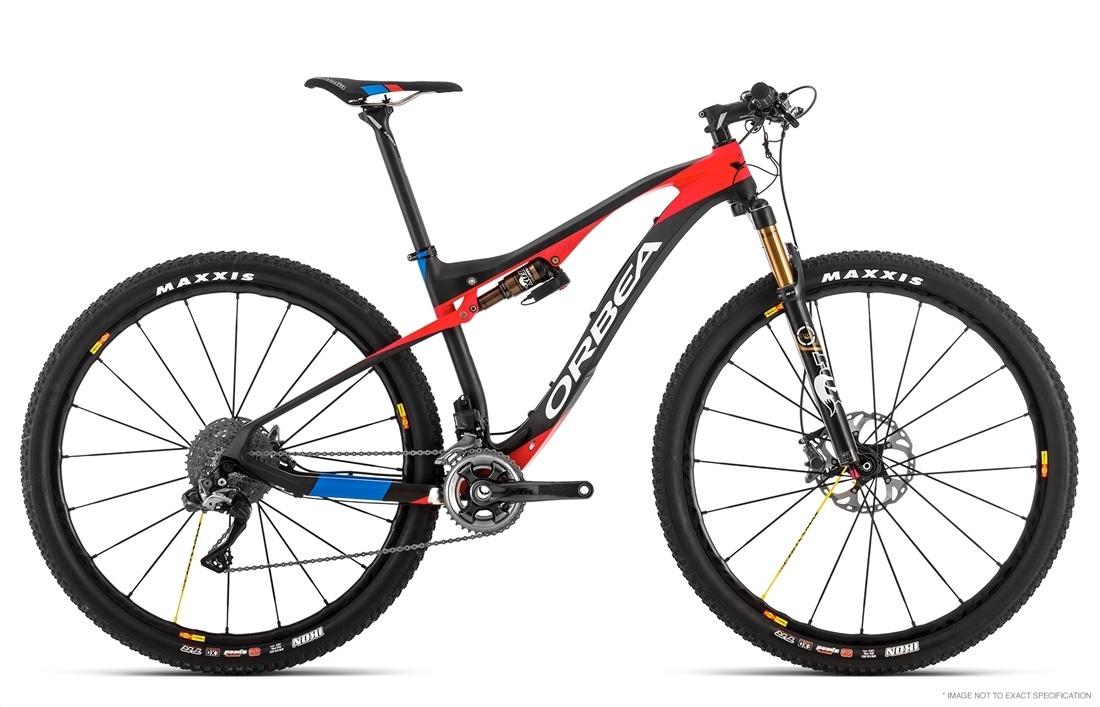 2015 Orbea Oiz 27 M10 Bike