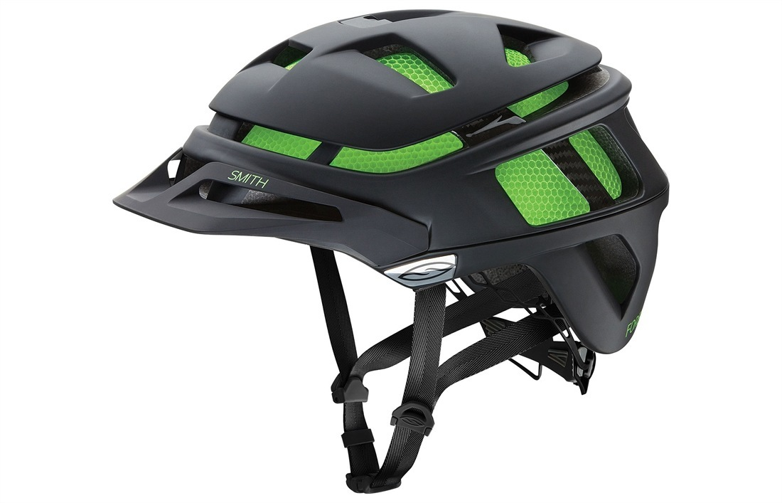2015 Smith Optics Forefront Helmet