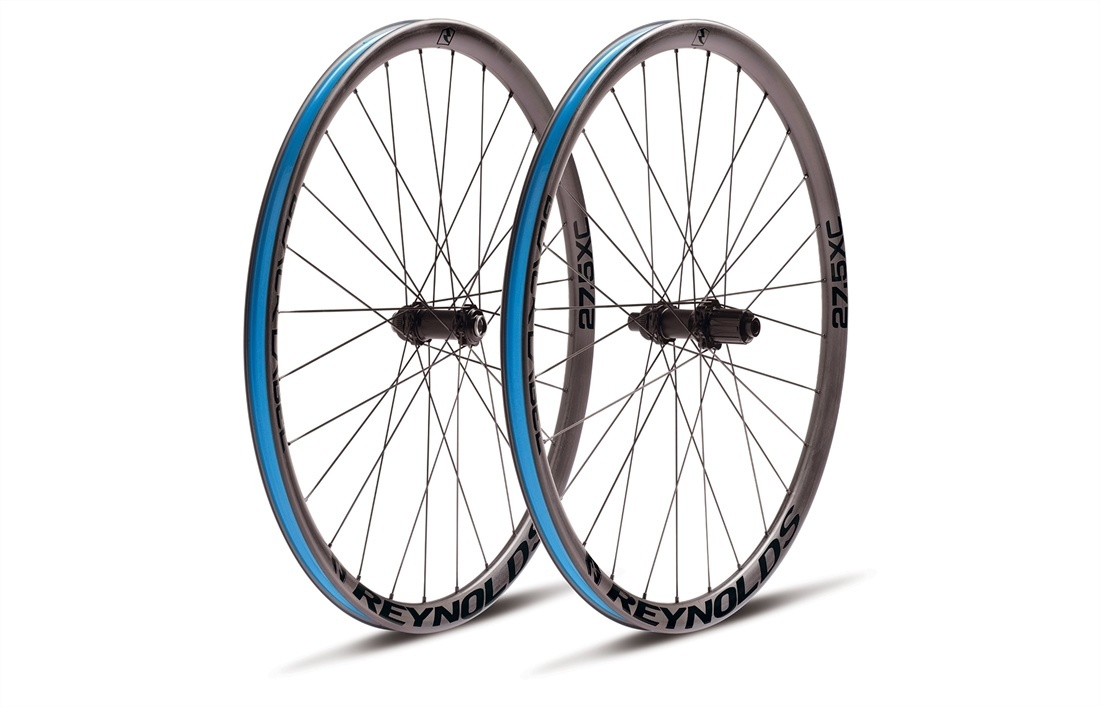 2015 Reynolds 27.5 XC Black Label Wheelset