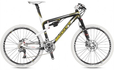 2010 Scott Spark RC Bike