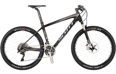 2012 Scott Scale Premium Bike