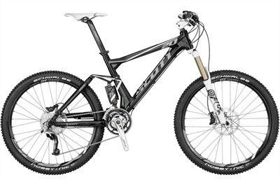 2012 Scott Genius 20 Bike