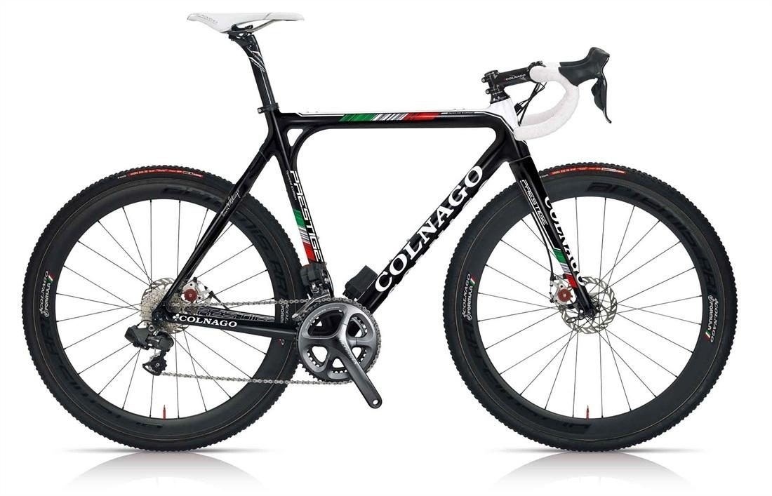 Colnago Prestige Disc Ultegra Bike