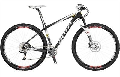 2012 Scott Scale 29 RC Bike