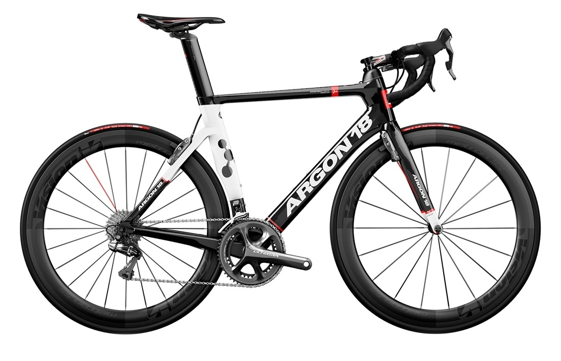 2016 Argon 18 Nitrogen Ultegra Bike