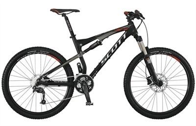 2013 Scott Spark 660 Bike