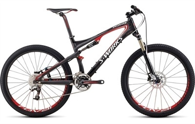 2011 Specialized S-Works Epic Bike