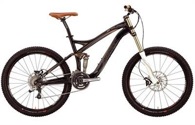 2008 Specialized S-Works Enduro SL Carbon Bike