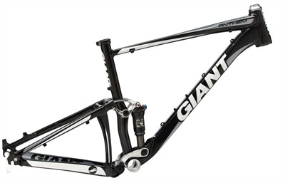 2011 Giant Anthem X Frame