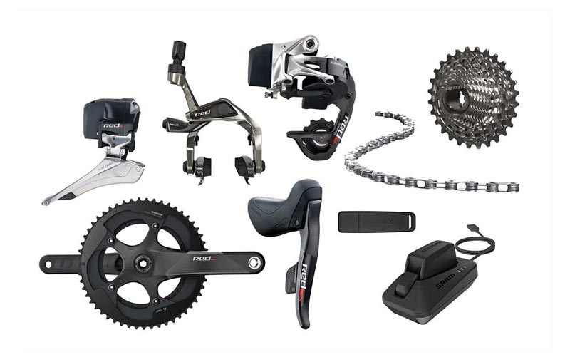 SRAM Red eTap ROAD Groupset