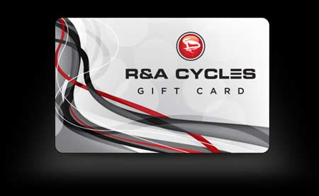 R&A Cycles Gift Cards