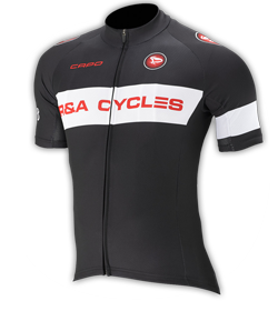 R&A Cycles Team Apparel