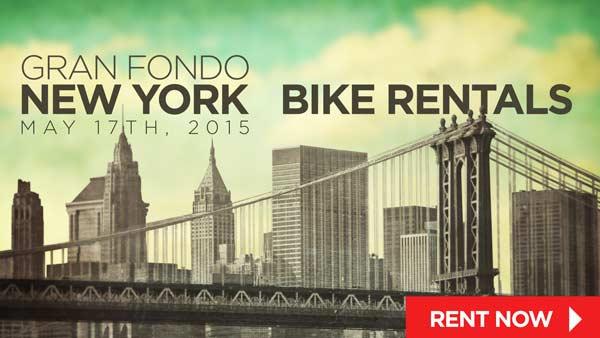 Gran Fondo NY Bike Rentals