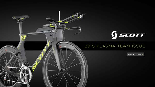 2015 Scott Plasma Team Issue Bike