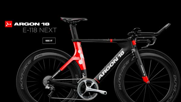 2015 ARGON 18 E-118 NEXT FRAMESET