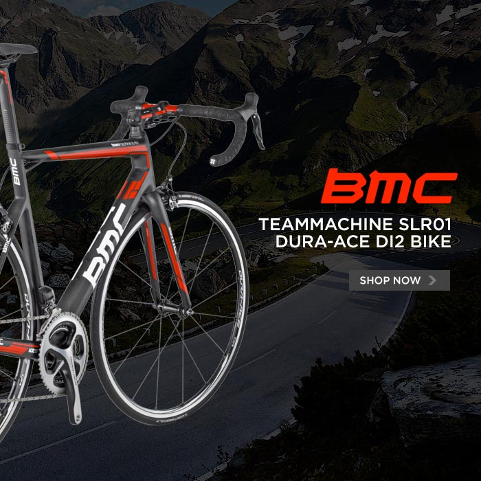 2015 BMC TEAMMACHINE SLR01 DURA-ACE DI2 BIKE