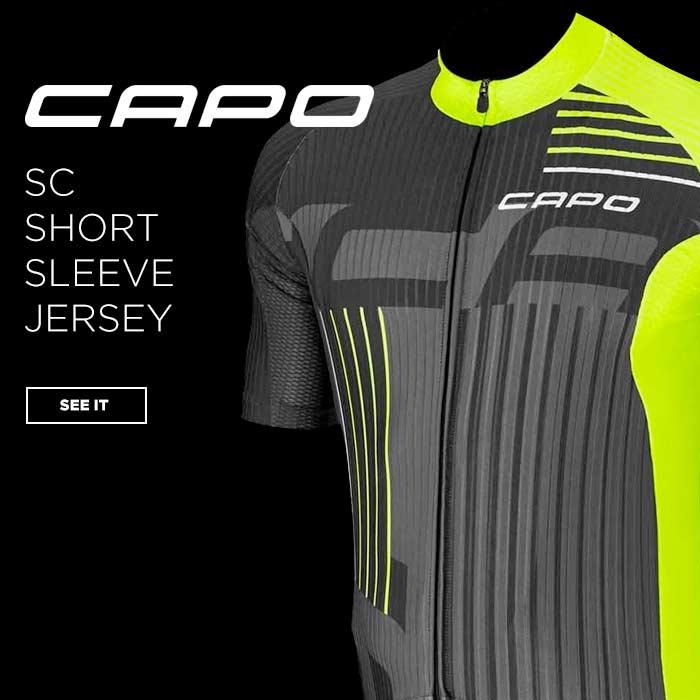 Capo SC Short Sleeve Jersey