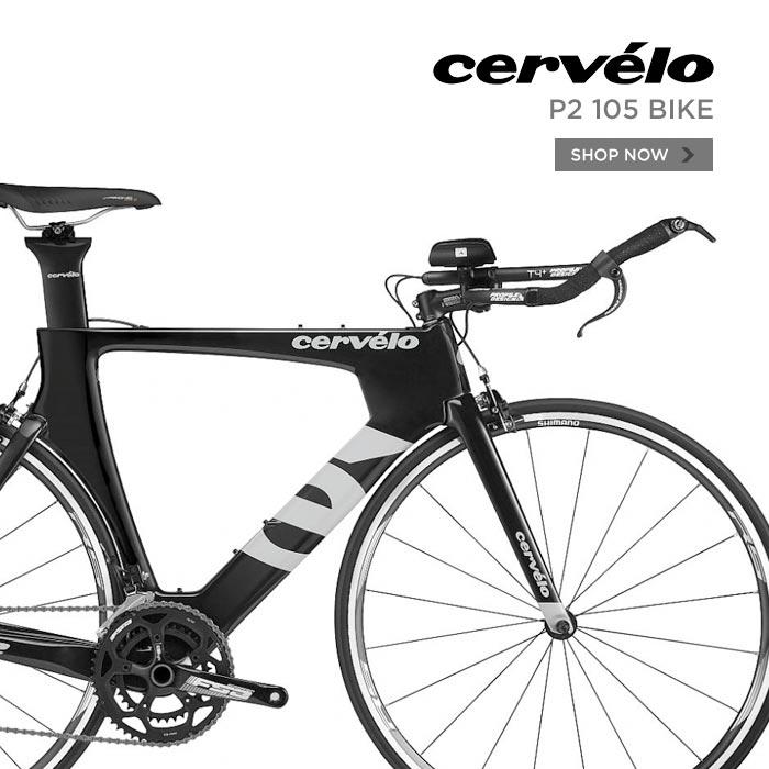 CERVELO P2 105 BIKE