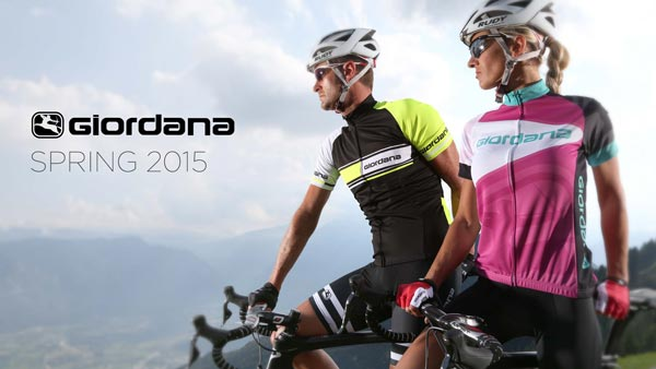 Giordana Spring Cycling Clothing